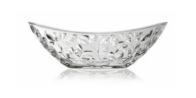 RCR 25592020006 Crystal Laurus 34cm Oval Centrepiece Bowl Thumbnail 1