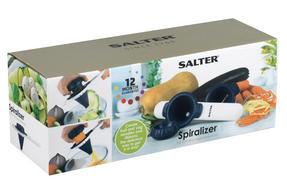 Salter BW05371 Blue Handheld 2 in 1 Spiralizer Thumbnail 4