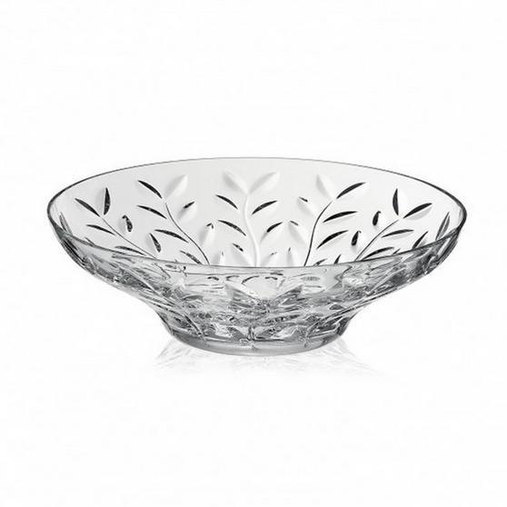 RCR 25593020006 Crystal Laurus 30.5cm Centrepiece Bowl