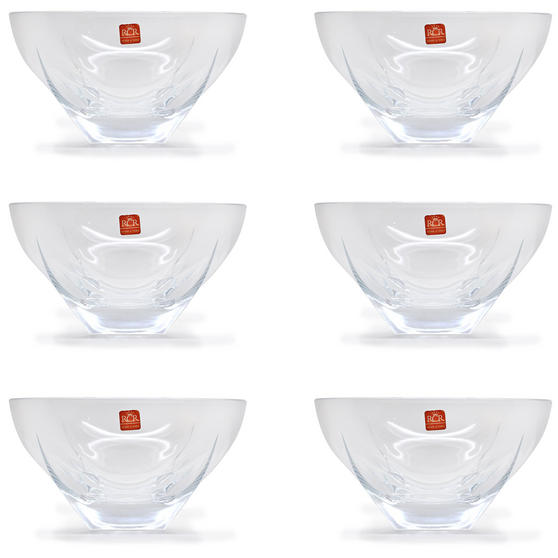 RCR 25557020006 Set of 6 Crystal Fusion Bowls