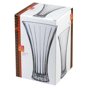 "RCR 25749020006 Crystal Timeless 12"" Vase Thumbnail 2"