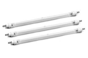 Prolectrix EH1723PRO Halogen Heater 400 Watt Pack Of 3 Long Life Replacement Bulbs Thumbnail 1