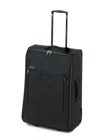 "Constellation Superlite Suitcase, 28"", Black/Grey Thumbnail 1"
