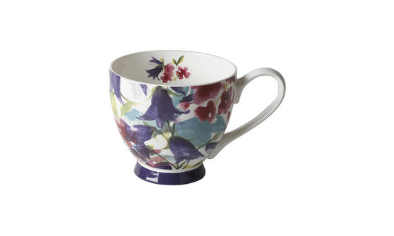 Portobello Footed Jaya Fine Bone China Mug