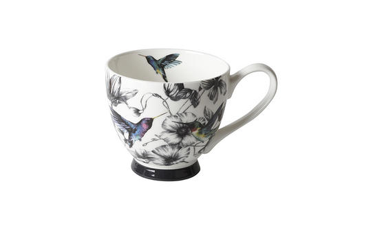 Portobello CM04291 Footed Marcianna Fine Bone China Mug