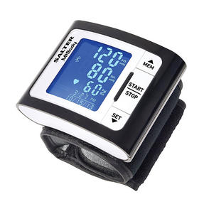 Salter BPW-9154 MiBody Bluetooth Automatic Wrist Blood Pressure Monitor