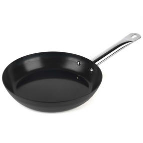 Russell Hobbs BW05466BS Infinity Preseasoned Carbon Steel Frying Pan, 24 cm, Black Thumbnail 1
