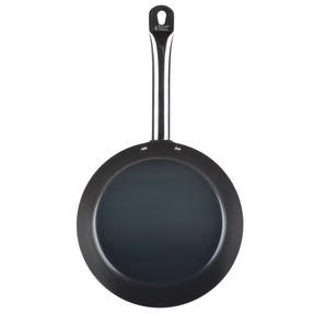 Russell Hobbs BW05466BS Infinity Preseasoned Carbon Steel Frying Pan, 24 cm, Black Thumbnail 2