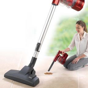 Beldray BEL0581RV2 Cordless Quick Vac Lite, 22.2 V, Red Thumbnail 3