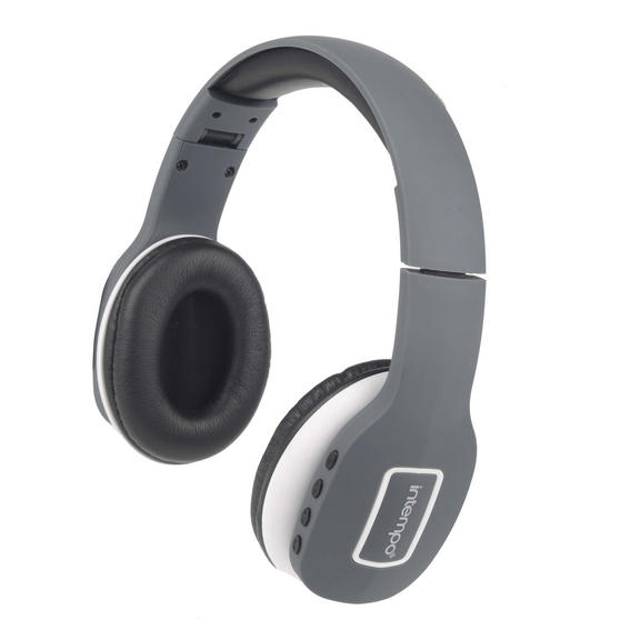 Intempo Melody Folding Bluetooth Headphones