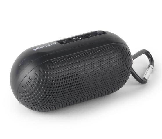 Intempo EE1302 White Mini Capsule Speaker