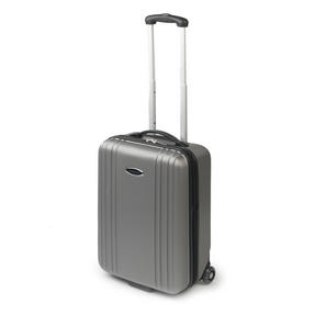 "Constellation 27"" Grey Cordoba ABS Suitcase Luggage Case Thumbnail 3"