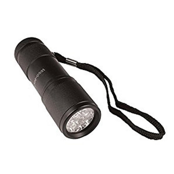 Web-tex WWATORAB Warrior LED Torch