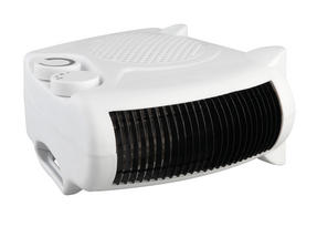 Prolectrix EH0569 2000W Flat Fan Heater with 2 Heat Settings Thumbnail 5