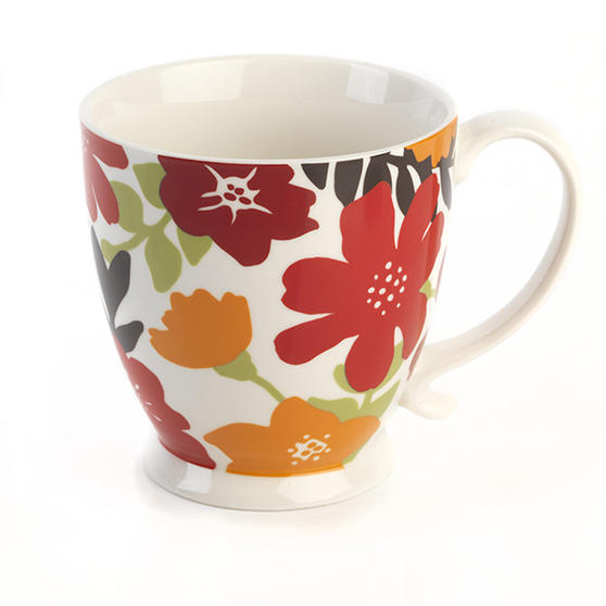 Cambridge CM03618 Kensington Autumn Cascade Fine China Mug
