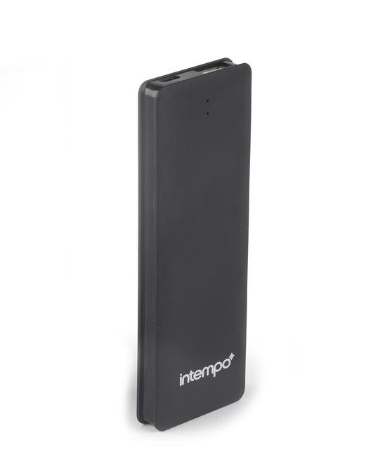 Intempo 2600MaH Slim Polymer Power Bank Charger