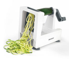 Progress BW05563G Be Balanced 3 Blade Grey Fruit and Vegetable Spiralizer Thumbnail 1