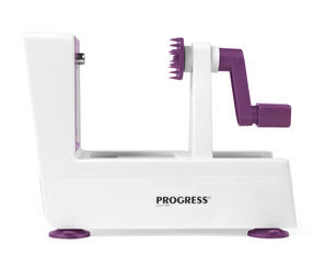 Progress BW05563P Be Balanced 3 Blade Purple Fruit and Vegetable Spiralizer Thumbnail 3