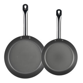 Russell Hobbs Infinity Set of 2 Frying Pans, 24/28cm Thumbnail 2