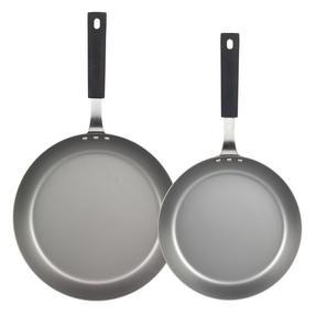 Salter Pan for Life Set of 2 Frying Pans, 24/28cm Thumbnail 2
