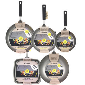 Salter Pan for Life 5 Piece Kitchen Pan Set Thumbnail 4