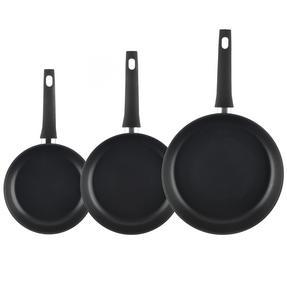 Salter Copper Effect 9 Piece Kitchen Pan Set Thumbnail 2