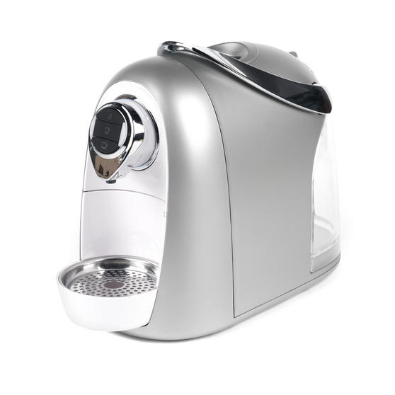 Caffitaly SO4 Silver and White Coffee Making Espresso Machine