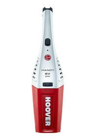 Hoover Handy SJ60DA6 Cordless Handheld Vacuum Cleaner, 6 V - Red Thumbnail 1