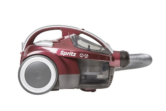Hoover SE71SZ08 Spritz Bagless Cylinder Vacuum Cleaner