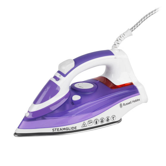 russell hobbs steamglide iron manual