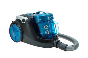 Hoover SP71BL04001 Blaze Bagless Cylinder Vacuum Cleaner, 1.7 litre, 700 W - Black and Blue [Energy Class A] Thumbnail 2