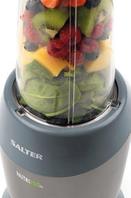 Salter EK2002SILVERV2 Nutri Pro Super Charged Multi-Purpose Nutrient Extractor Blender, 1 Litre, 1200 W, Silver [Energy Class a] Thumbnail 3