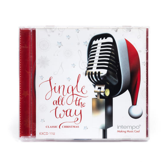 Intempo Jingle All The Way Classic Christmas Songs CD