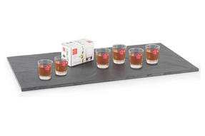 RCR Armonia Set Of 6 Shot Glasses Luxion Glass 6cl