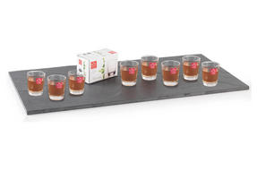 RCR Armonia Set Of 8 Shot Glasses Luxion Glass 6cl Thumbnail 1