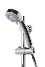 Beldray LA037015 3 Function Replacement Shower Set, Chrome Thumbnail 2
