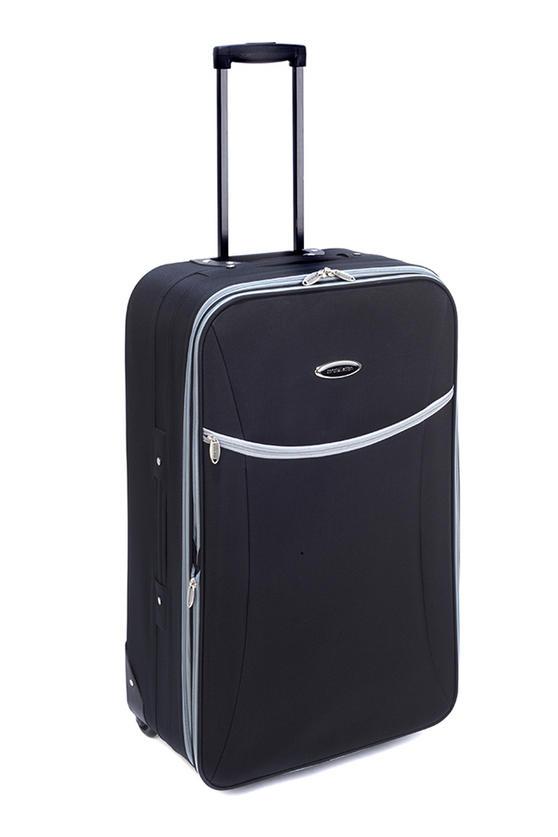 Constellation LG00265BLK 28? Black Rome Eva Suitcase