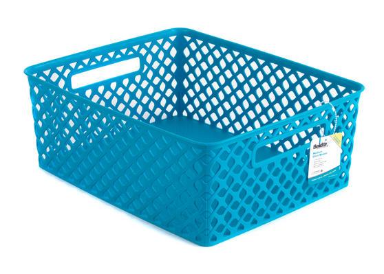 Beldray Medium Turquoise Deco Basket