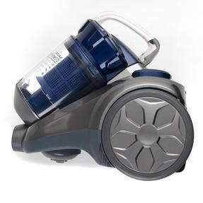 Salter SAL0004 Compact Pet+ Vac Cylinder Vaccum Cleaner, 1 Litre, 700 W, Blue Thumbnail 2
