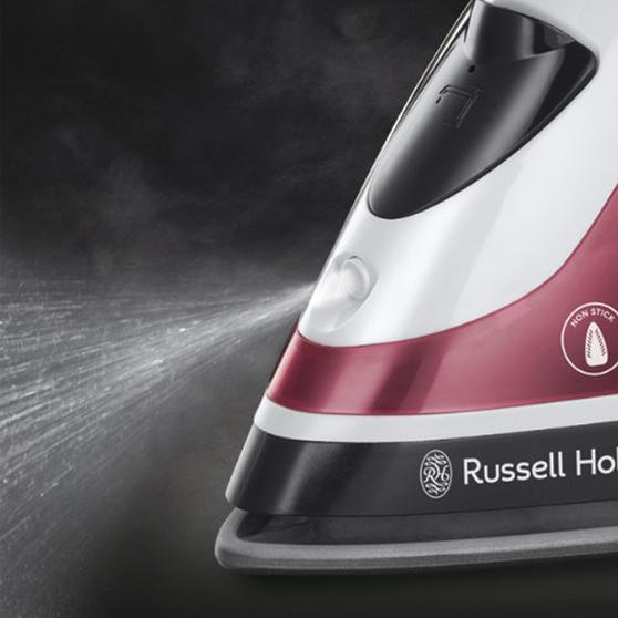 russell hobbs auto steam pro iron 2400 w. Black Bedroom Furniture Sets. Home Design Ideas