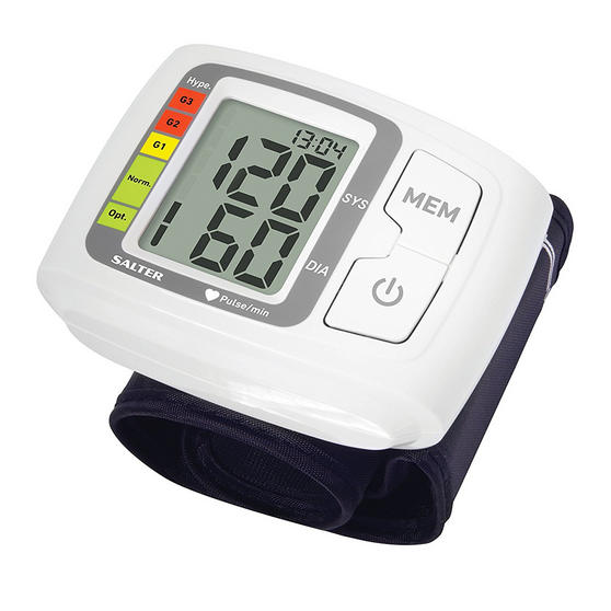 Salter BPW9100GB Automatic Wrist Blood Pressure Monitor