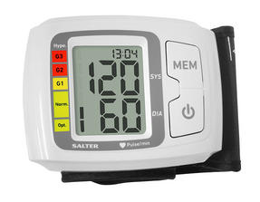 Salter BPW9100GB Automatic Wrist Blood Pressure Monitor Thumbnail 2