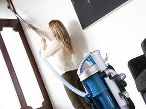 Hoover Hurricane HU71HU05 Upright Vacuum Cleaner, 700 W, Silver [Energy Class A] Thumbnail 4