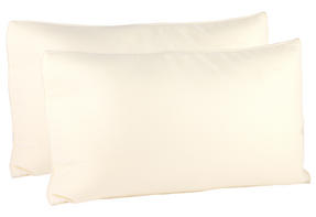 Dreamtime MFDT05897 Classic Comfort Twin Pack Memory Foam Pillows Thumbnail 3