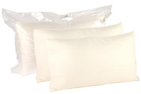 Dreamtime MFDT05897 Classic Comfort Twin Pack Memory Foam Pillows Thumbnail 5