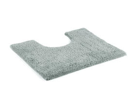 Beldray LA038951 2 Piece Latex Backed Plain Grey Bathroom Mat Set Thumbnail 3