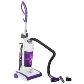 Hoover AL71SZ03001 Spritz Pets Bagless Upright Vacuum Cleaner, 89DB Noise Level, 1.9 Litre, 700W, Purple/White Thumbnail 2