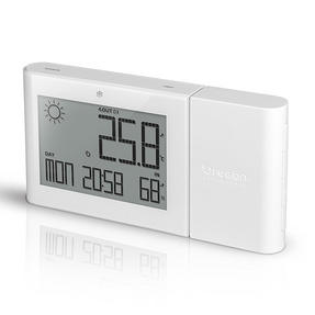 Oregon Scientific BAR266BOXW  Alizé Weather Station, Standard Version, White Thumbnail 1