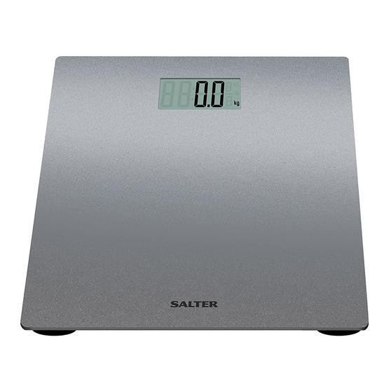 Cheap Bathroom Scales Free Delivery: Salter 9046SVGL3R Electronic Digital Bathroom Scale