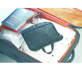 Go Travel 510 Navy Blue Lightweight Travel Bag Thumbnail 4